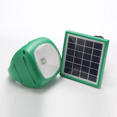 Ручной фонарь с солнечной батареей