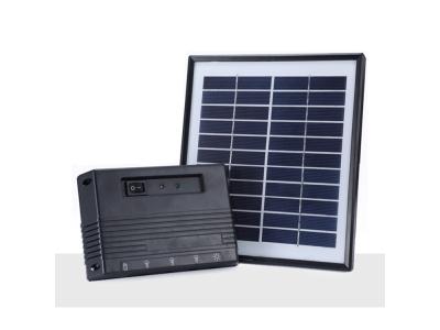 Система освещения на солнечных батареях