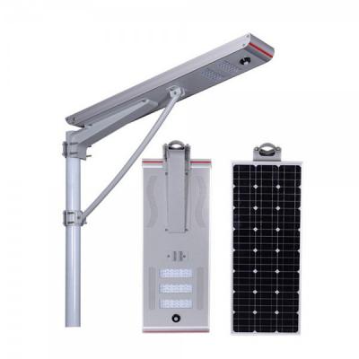 Уличный фонарь с солнечной батареей 60 Вт