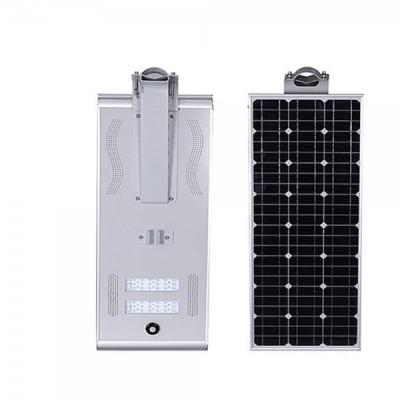 Уличный фонарь с солнечной батареей 30 Вт